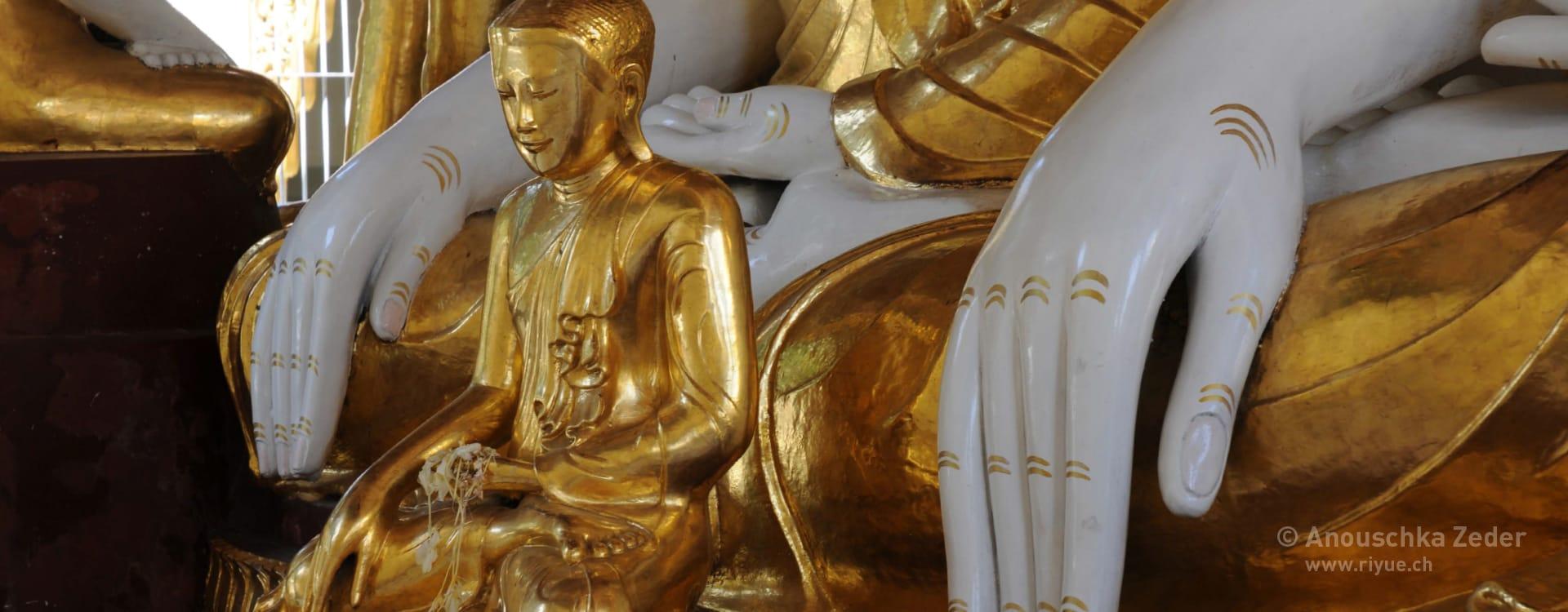 riyue – zur Person Anouschka Zeder – Buddha Myanmar
