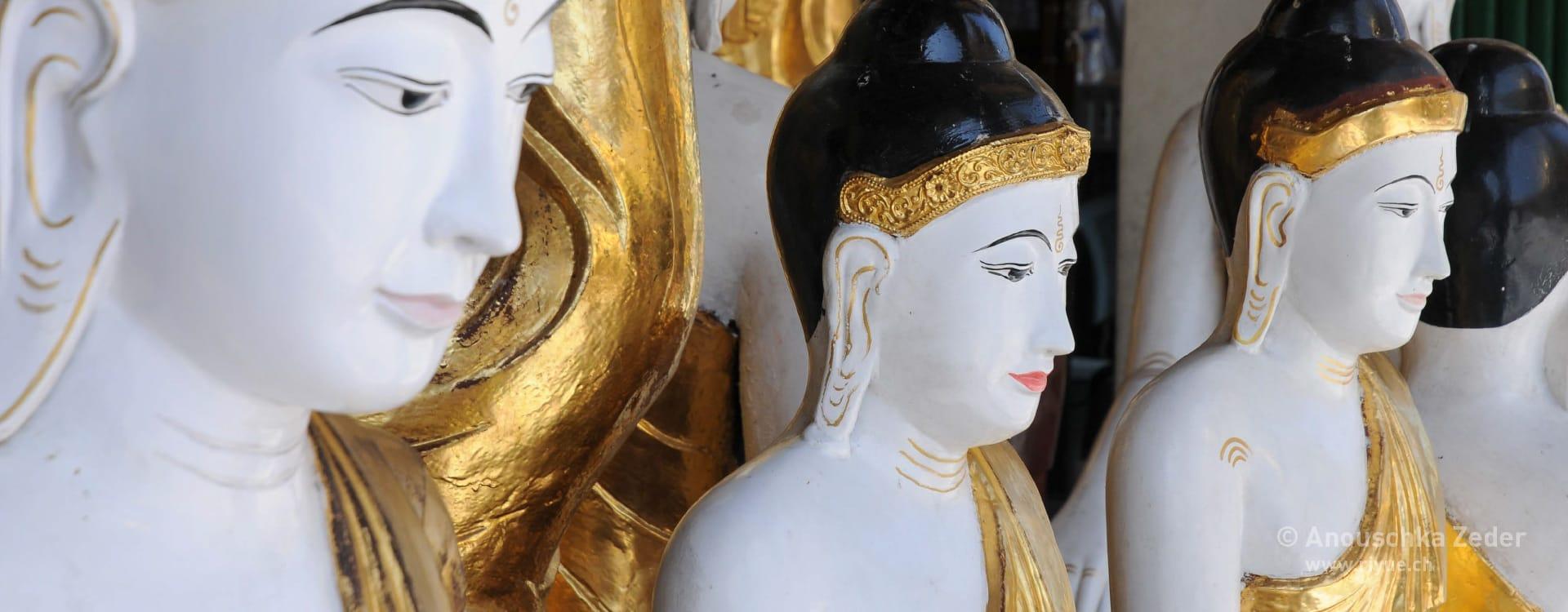 riyue – Akupunktur – Buddhas Myanmar