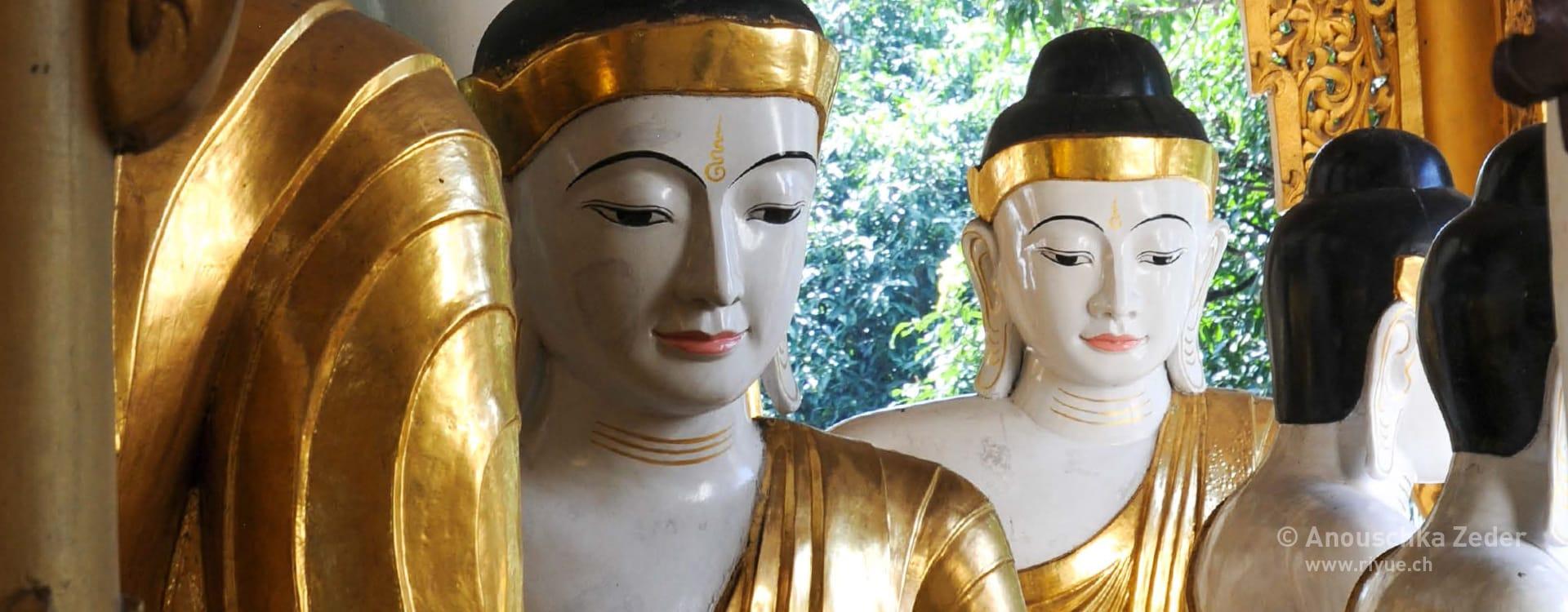 riyue – Anamnese – Buddhas Myanmar