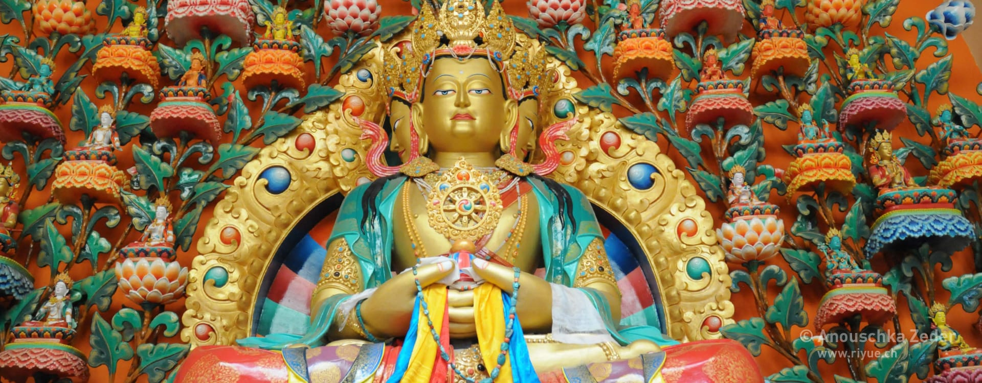 riyue – Bachblütentherapie – Buddha Ladakh